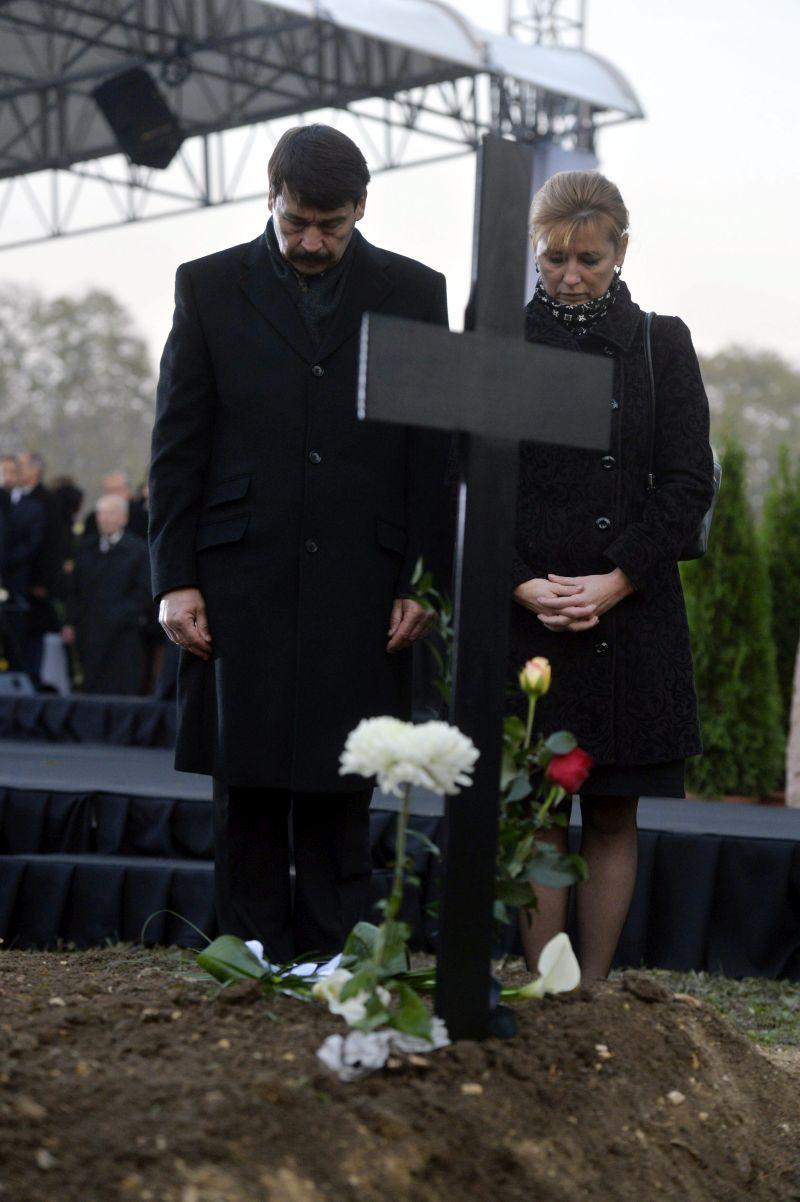 Áder János; Herczegh Anita; Göncz Árpád