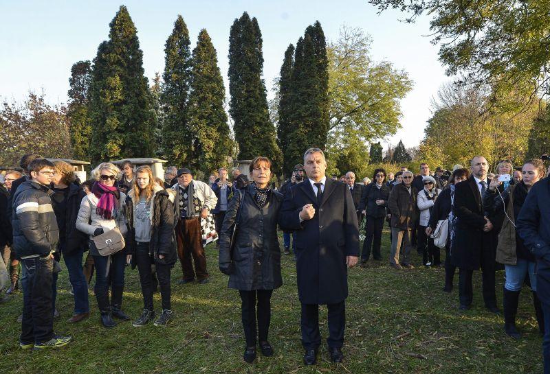 Lévai Anikó; Orbán Viktor; Göncz Árpád
