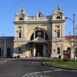 A Szombathelyről induló és ide érkező vonatok menetrendje (2017)