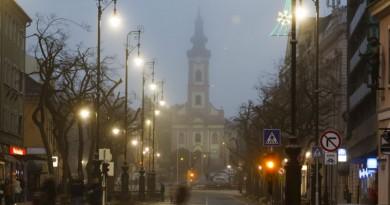 Nagykanizsa, belváros