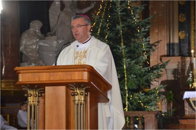 Veres András Szombathely megyéspüspök (Fotó: Martineum.hu)