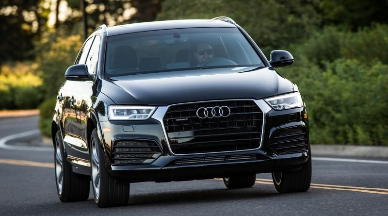 Audi Q3 sajtófotó