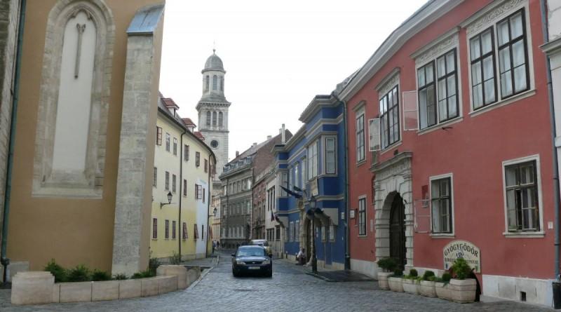 Sopron, belváros