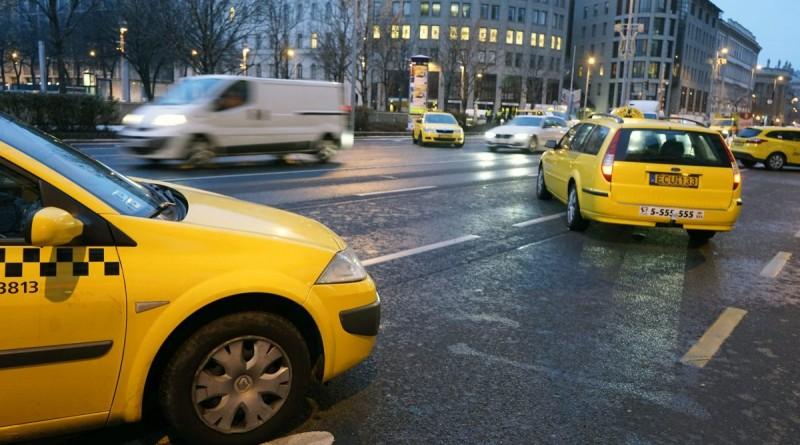 Taxisok Budapesten