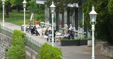 Steirereck a városi parkben (Fotó: Blog21)