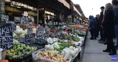 Naschmarkt, Bécs