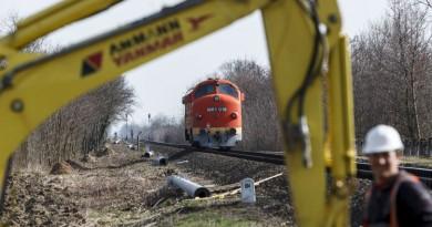 A Szombathely-Zalaszentiván vasútvonal villamosítási projekt
