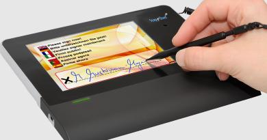Elekronikus aláírás