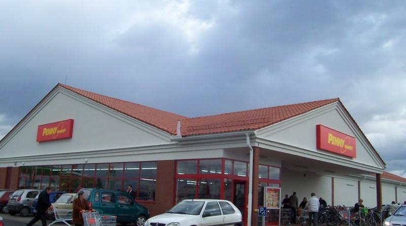 Penny Market, üzlet, bolt, áruház