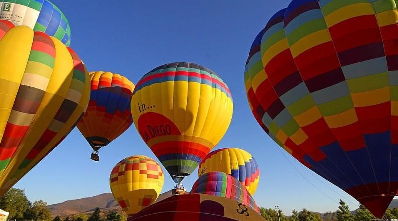 Hőlegballon verseny