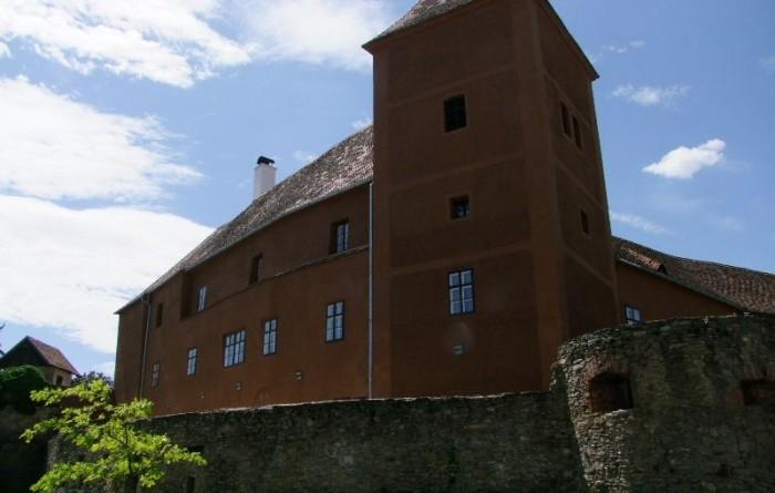 A Kőszegi vár (Fotó: Kőszeg.hu)