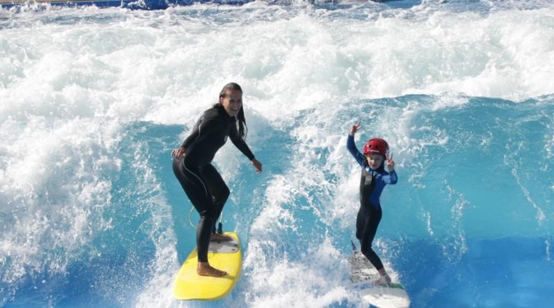 Már szörfözni is lehet Bécs belvárosában