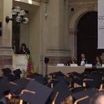 Ocho Machót idézett a dékánhelyettes a Corvinus Egyetem diplomaosztóján