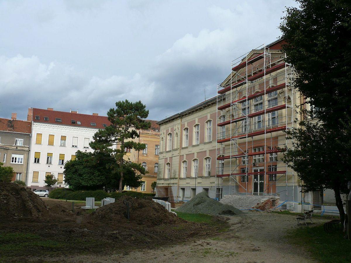Felújítják a Savaria Múzeumot