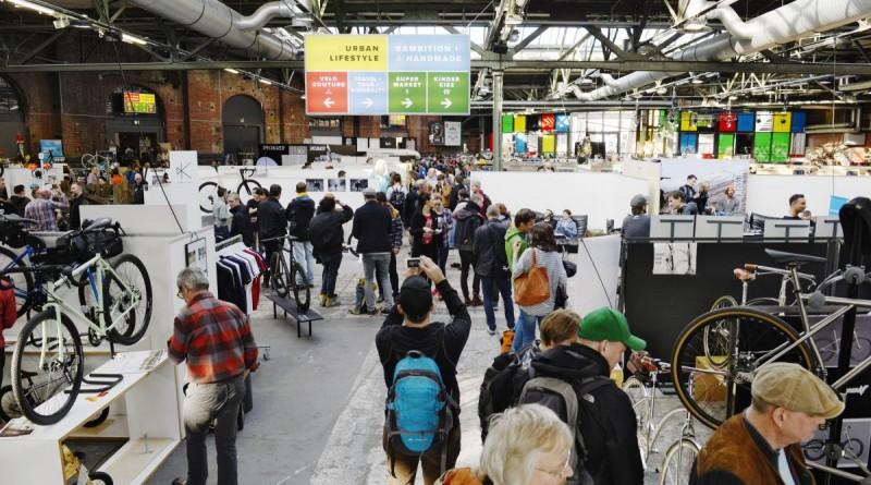 Berliner Fahrradschau 2016, vom 18.03. bis 20.03.2016