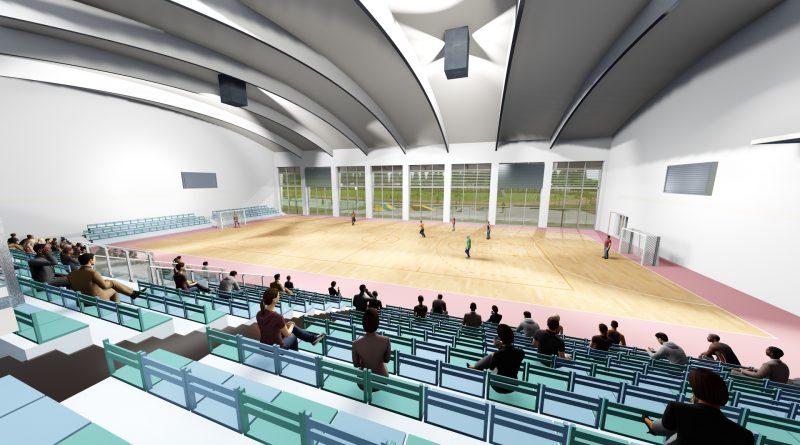 Sárvári sportcsarnok