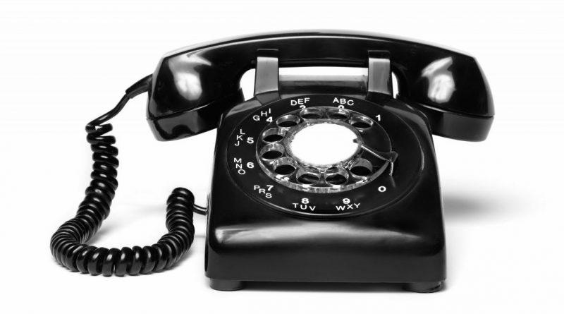 Hagyományos telefon