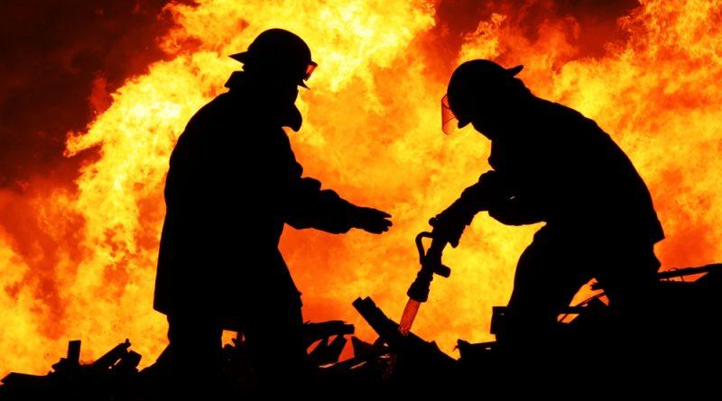 Tűz illusztráció