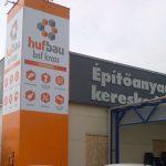 Hufbau: Új barkácsáruház nyílott Szombathelyen