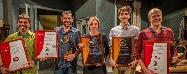 Holdbéli csónakos díj 2017