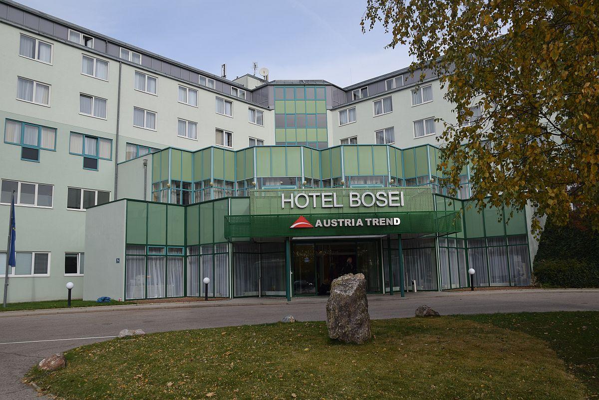 Hotel Bosei, Bécs