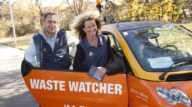 WasteWatcher © Felicitas Matern