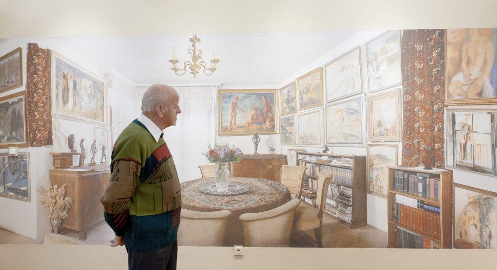 Megújult a Radnai-gyûjtemény állandó kiállítása Gyõrben