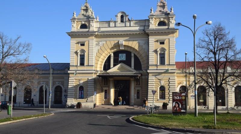 A szombathelyi állomás