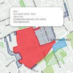 Remek térkép a magyar városok parkolási zónáiról és árairól