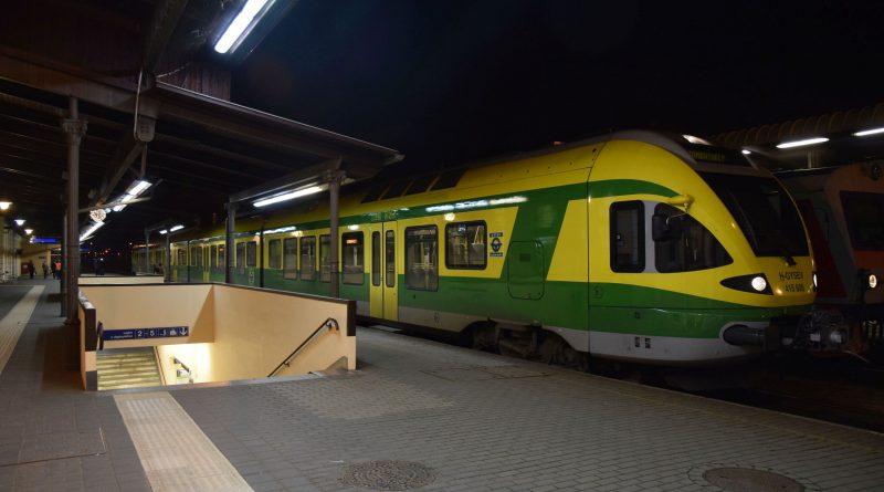 Szombathely állomás